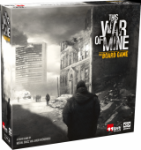 This War of Mine: The Board Game Galakta - zdjęcie 1