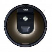 Robot sprzątający IROBOT Roomba 980 Czarno-brązowy iRobot