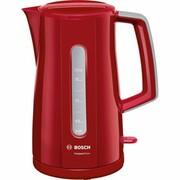 Czajnik elektryczny Bosch TWK3A014 1.7 L Czerwony/Jasnoszary BOSCH