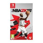 Gra NBA 2K18 (NSwitch) Cenega