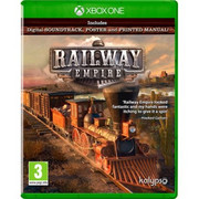 Gra Railway Empire (XBOX ONE) Cd projekt