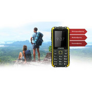 Telefon Vordon RG2 Yellow-Black Vordon