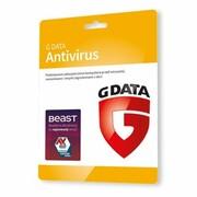 Oprogramowanie antywirusowe G DATA ANTIVIRUS 1PC 1 ROK KARTA-KLUCZ G Data