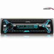 Audiocore Radioodtwarzacz AC9710 B MP3/WMA/USB/RDS/SD ISO Panel Bluetooth Multicolor Audiocore