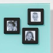 Ramka na zdjęcia z magnesem NAGA 5,5x5,5 do tablic szklanych czarna Philips