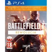 Gra PS4 Battlefield 1 Rewolucja EA