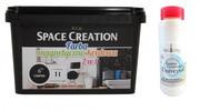 Farba Tablicowo - magnetyczna 2w1 Space Creation 1 litr + emulsja gruntująca 250ml w prezencie Space Creation farby