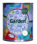 Farba ogrodowa GardenColour biała 0,75l Anser