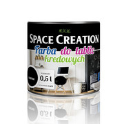 Farba tablicowa CZARNA Space Creation 0,5l Space Creation farby