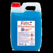 Żel do dezynfekcji rąk 4U EXTRA 5 litrów