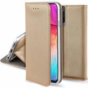 Etui LG K40S portfel z klapką Flip Magnet złote Inny