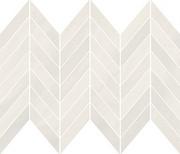Cersanit Markuria White Chevron Mosaic Matt Mozaika ścienna 29,7x25,5 cm, biała WD1017-001 - odbiór osobisty: Kraków, Świebodzin Cersanit płytki
