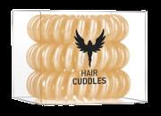 HH Simonsen HAIR BOBBLE Gold - Gumka do włosów (3 szt.)