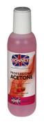 Ronney ACETONE Aceton kosmetyczny - truskawka (100 ml)