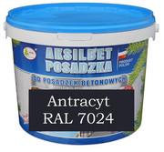 AKSILBET POSADZKA ANTRACYT RAL7024 0,7L - farba do betonu
