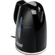 Russell Hobbs 22591-70 czajnik elektryczny 1,7 L Czarny 2400 W Czarny, 1,7 L, 2400 W, Czarny, Plastik, Stal nierdzewna, Wskaźnik poziomu wody, Filtrowanie