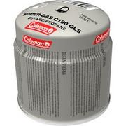 Coleman 3000002280 butla gazowa Nadająca się do przebijania kaseta Butan/Propan 190 g szary, 190 g