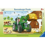 puzzle RAVENSBURGER Farma (089383)