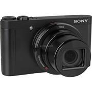 Sony Cyber-shot DSC-WX500, Cyfrowy aparat fotograficzny Czarny, 18,2 MP, 4896 x 3264 px, CMOS, 30x, Full HD, Czarny