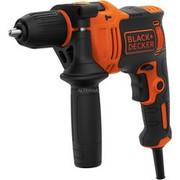 BLACK+DECKER BEH710-QS, Wiertarke udarowa Orange/Czarny
