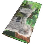 Easy Camp 240142 śpiwór Walking sleeping bag Poliester Dzieci Zielony/brązowy, 800 g