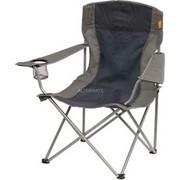Easy Camp 480044 krzesło kempingowe 4 noga(i) Niebieski, Szary, Chair Niebieski/szary, Niebieski, Szary, PCW, Poliester, Stal, 2,3 kg, 870 mm, 500 mm