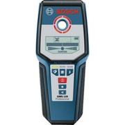Bosch Detektor GMS 120 Professional Niebieski/Czarny, Czarny, Niebieski, 9 V