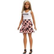 Mattel Fashionistas Doll - Curvy with Blonde Hair, Lalka Wielobarwność, Damski, Dziewczyna, 3 rok/lata
