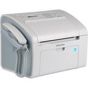 Samsung SF-760P Wielofunkcyjne, Faks szary, Laser, Drukowanie mono, 1200 x 1200 DPI, 150 arkusze, A4, Szary