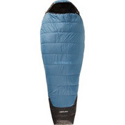 Nordisk Canute +10° M Sleeping Bag Jasnoniebieski