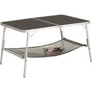 Outwell Toronto M stół kempingowy Czarny, Metaliczny, Table Czarny, Metaliczny, Aluminium, 30 kg, 800 mm, 1200 mm, 5,8 kg