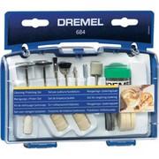 Zestaw osprzętu do czyszczenia i polerowania Dremel 684