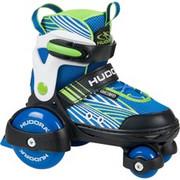 HUDORA 22040, Roller skates Niebieski/Zielony