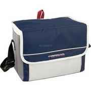 Campingaz Fold`N Cool lodówka podróżna Niebieski, Szary 10 L, Cooler bag Niebieski/szary, Niebieski, Szary, 10 L, 310 mm, 180 mm, 245 mm, 370 g