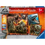 Ravensburger 00.008.054 puzzle Puzzle układanka 49 szt. Puzzle układanka, Dinozaury, Dla dzieci i Dorosłych, Chłopak, dziewczyna, 5 rok/lata, Dinozaur