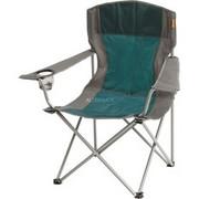 Easy Camp 480045 krzesło kempingowe 4 noga(i) Zielony, Szary, Chair Zielony/szary, Zielony, Szary, PCW, Poliester, Stal, 2,3 kg, 870 mm, 500 mm