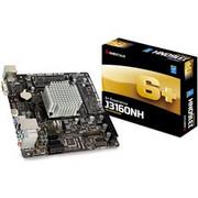 Biostar J3160NH płyta główna Mini ITX Intel, Intel Celeron, 1066,1600 Mhz, DDR3L-SDRAM, SO-DIMM, 1066,1600 Mhz