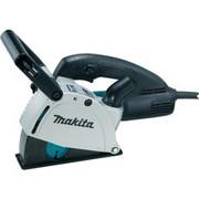 Makita SG1251J bruzdownica 10000 RPM 12,5 cm 1400 W, Maszyny frezowe 10000 RPM, 12,5 cm, Czarny, Szary, 1400 W, 145 mm, 350 mm