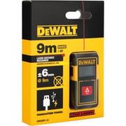 DeWalt DW030PL-XJ, Dalmierz Czarny/Żółty