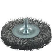 Bosch 2 608 622 110 Szprychowe koła z drutu stalowego Kółko druciane 3 cm, Szczotka Kółko druciane, 0,2 mm, 3 cm, 4500 RPM, Metal