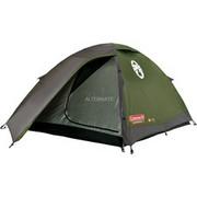 Coleman Darwin 3 Namiot kopułowy / Igloo 3 osoba (-y) Czarny, Zielony, Tent ciemny zielony, Namiot kopułowy / Igloo, 3 osoba (-y), Czarny, Zielony, 3 osoba (-y), 120 g/m2, 3 kieszenie