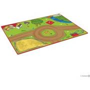 Schleich Farm Life 42442 mata/dywanik do pokoju dziecięcego Wielobarwność Prostokątny Wielobarwność, Obraz, Prostokątny, Wewnątrz, 950 mm, 1320 mm