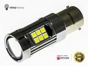 BMW X2 F39 - Światło wsteczne / cofania LED P21W Ba15s Opticon Premium - 1 żarówka