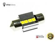 KIA - Oświetlenie kabiny, bagażnika Żarówka LED C10W 31mm Opticon PREMIUM - 1 sztuka
