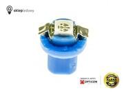 Żarówka Led Bx8.5d 1x SMD5050 12V W1,2W Niebieski
