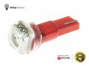 Żarówka 24V T5 R5 LED 1x SMD 5050 W1,2W Czerwony