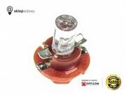 Żarówka Led Bx8.4d 1x DIP 5mm 12V Walcowa Czerwony