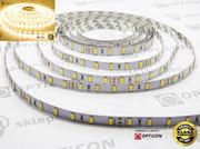 Taśma LED 24V 300x SMD 5730 10mm IP20 20W/m Biały Ciepły 3000K OPTICON PREMIUM