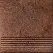 Solar Brown Steptread 3d 30x30