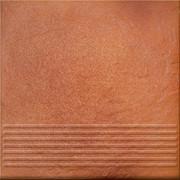 Solar Orange Steptread 3d 30x30